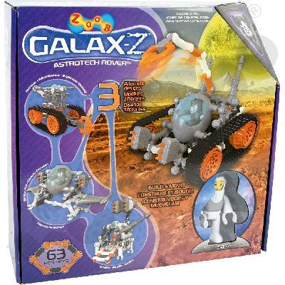 Klocki Zoob Z-Galax 63 el.