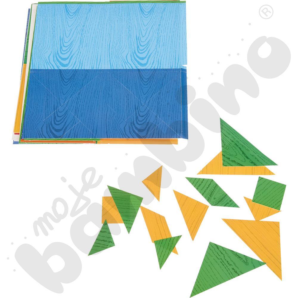 Papierowy tangram