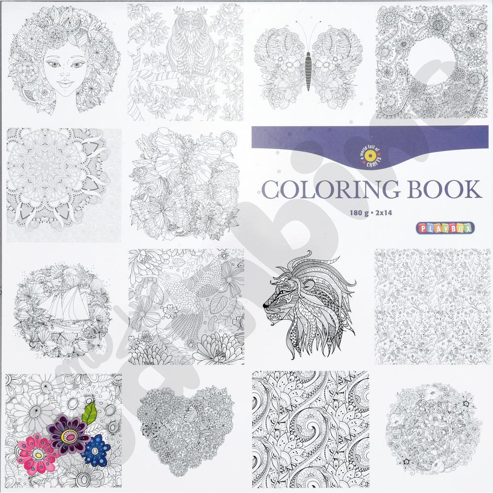Książka do kolorowaniaaaa