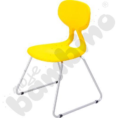 Krzesło Colores Plus rozm. 6 żółte