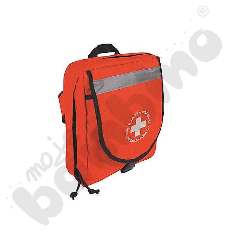 Apteczka - zestaw w plecaku