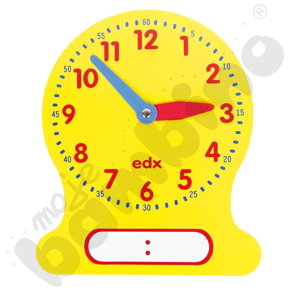 Zegar magnetyczny - nauka czasu
