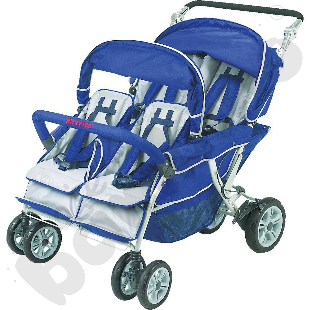 Wózek dla 4 dzieci