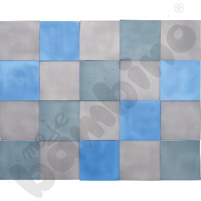 Zestaw kwadratów wyciszających 2
