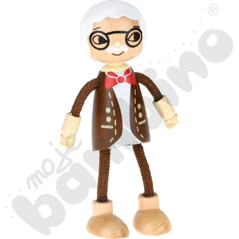 Figurka - dziadek
