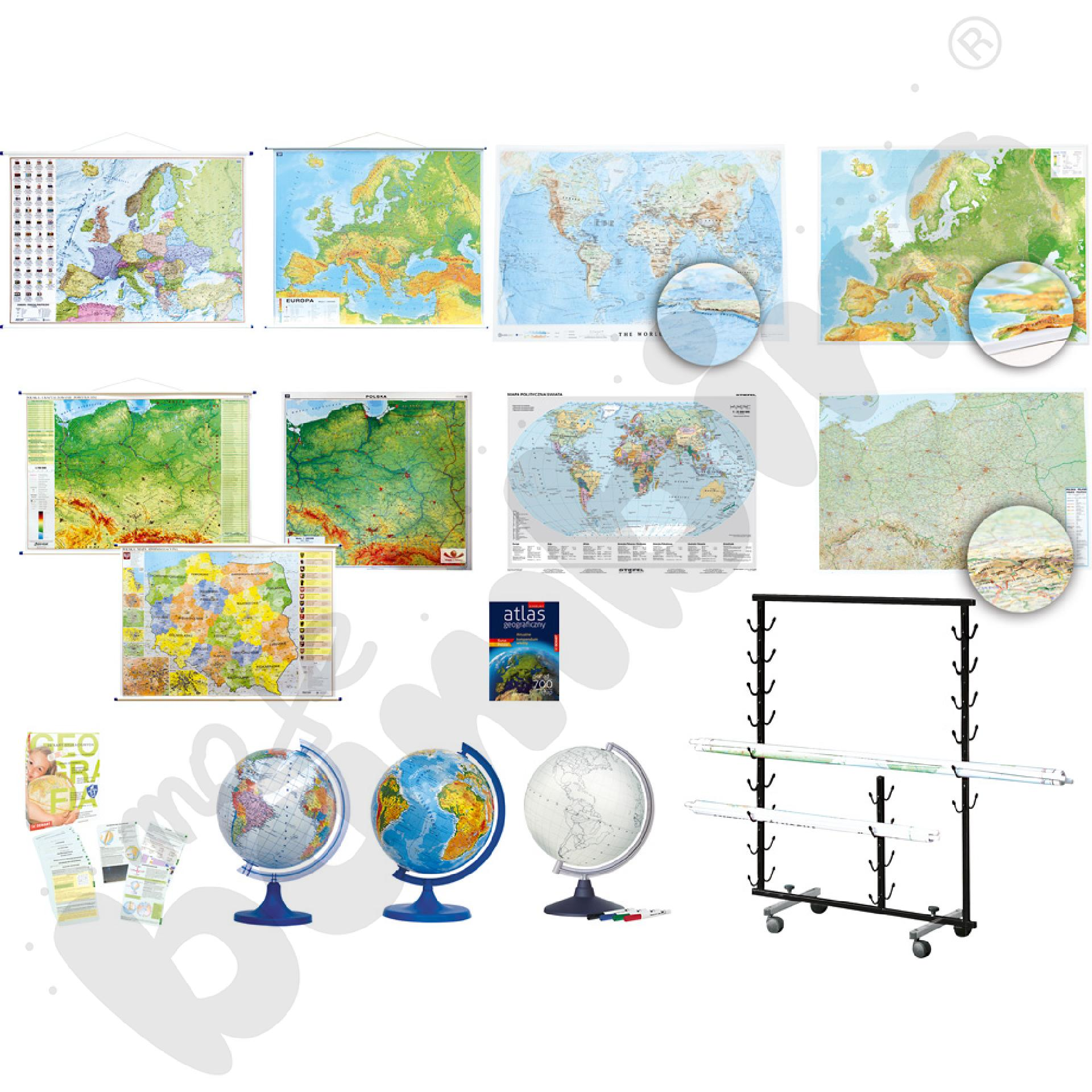 Pakiet Geografia
