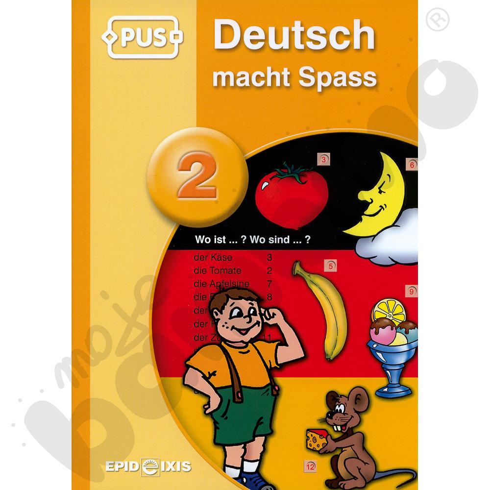 Deutsch macht Spass 2