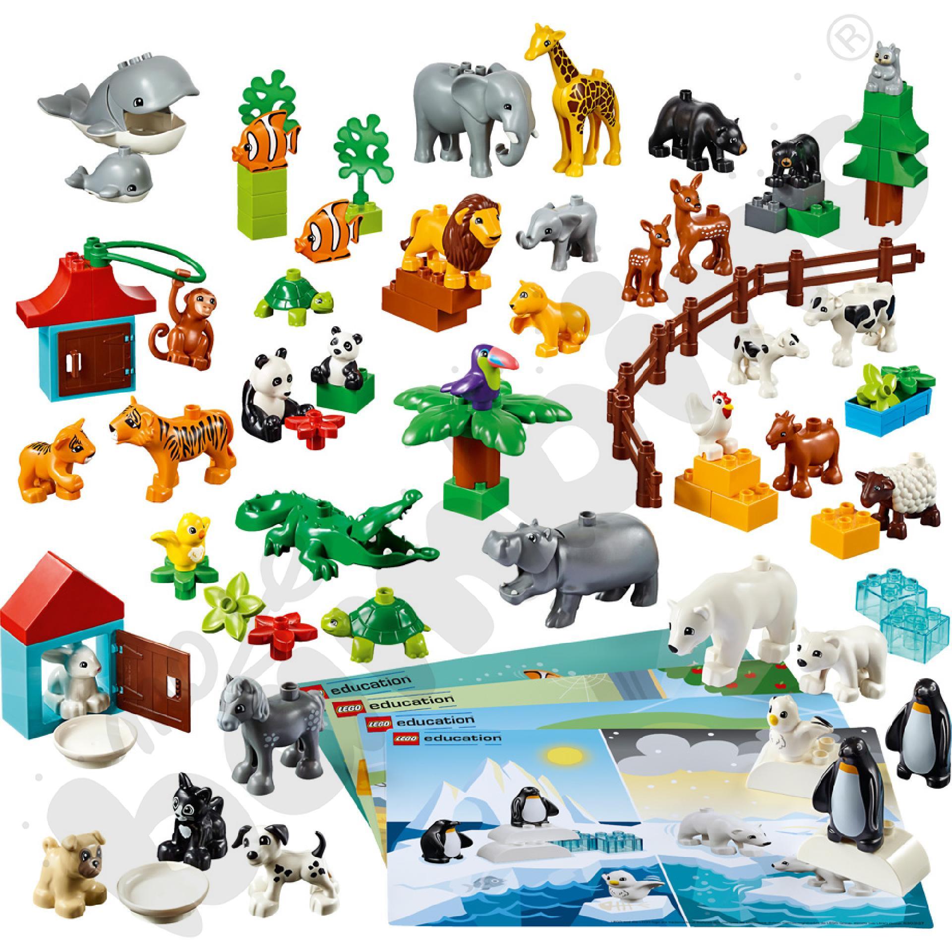 LEGO® DUPLO® Zwierzęta
