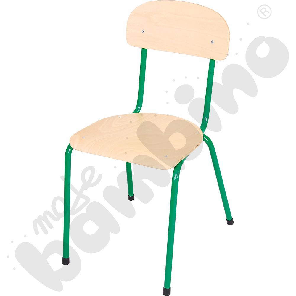 Krzesło Bambino rozm. 5 zielone