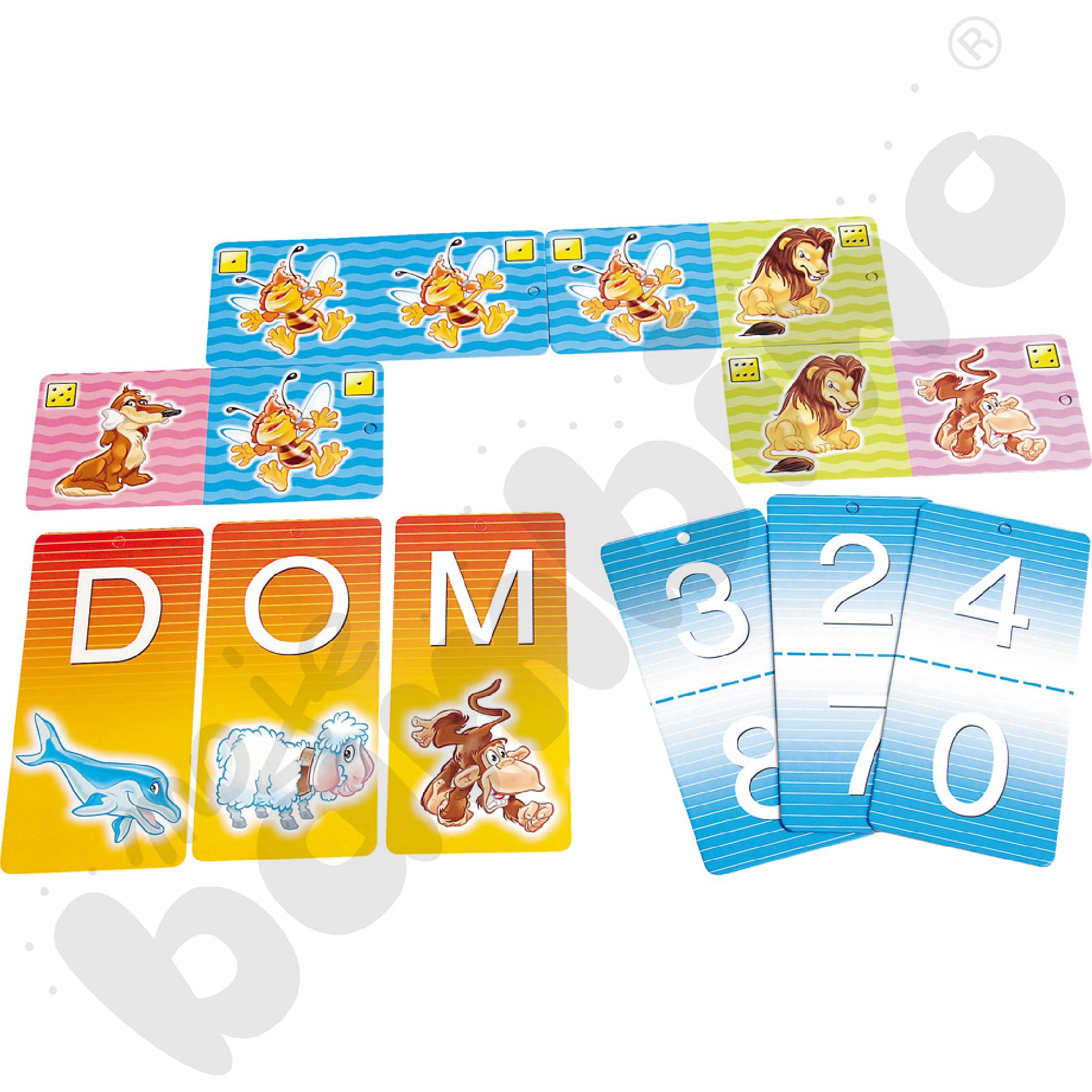 Domino Alfabet
