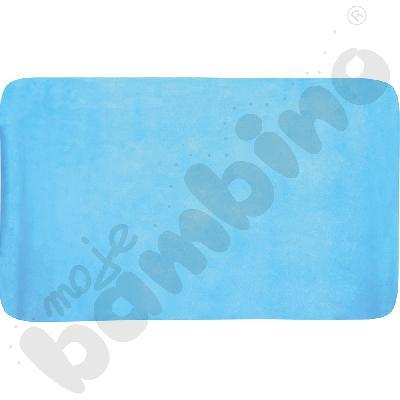 Magnetyczna tapeta-tablica niebieska