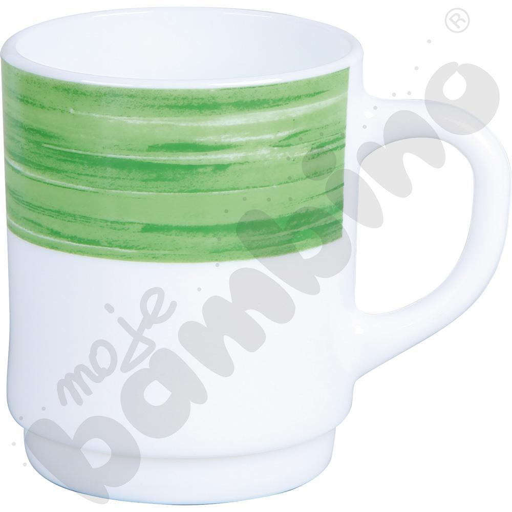 Kubek Brush - zielony