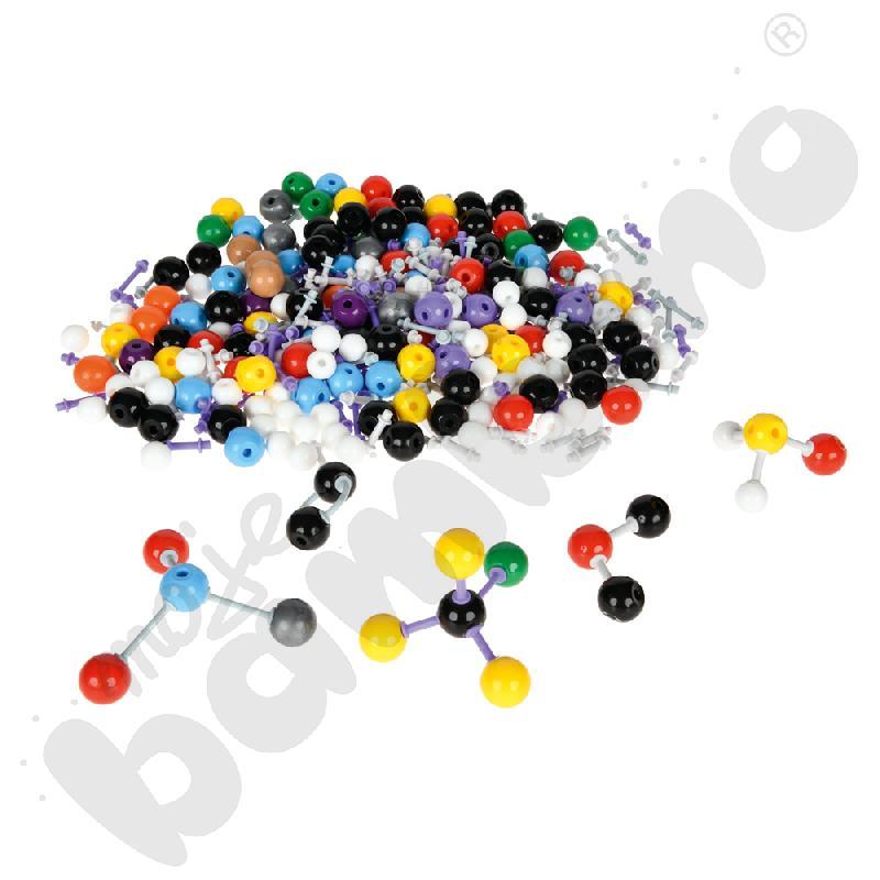 Modele atomów - zestaw do...