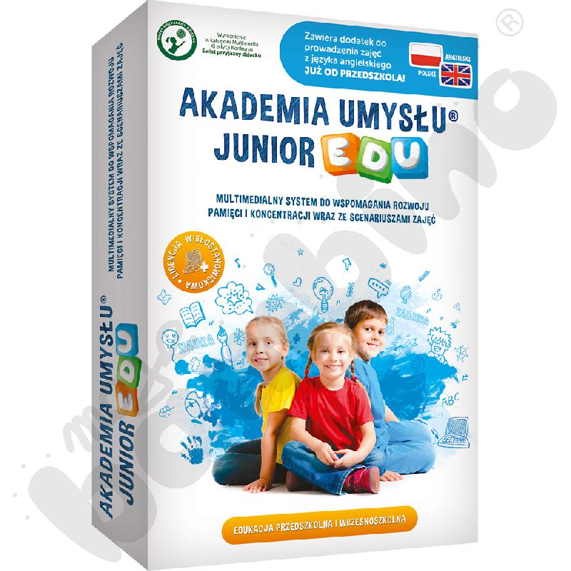 Akademia Umysłu JUNIOR EDU...