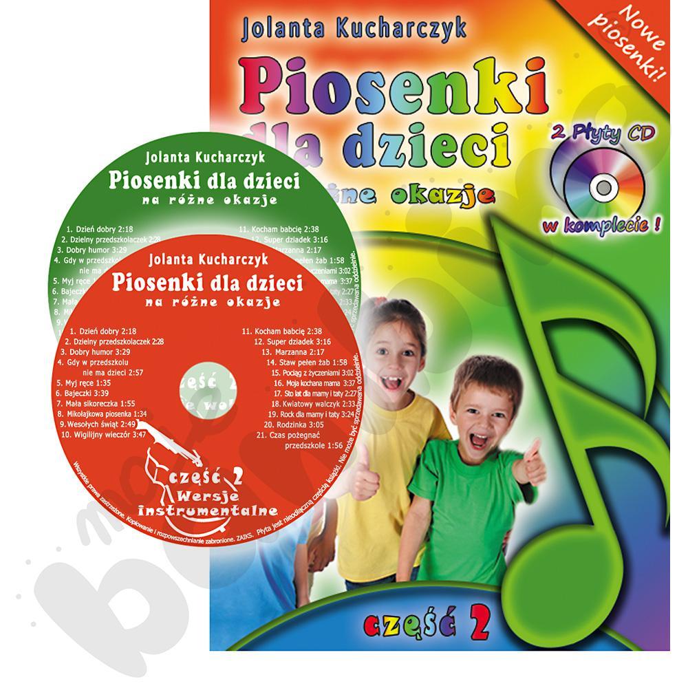 Piosenki dla dzieci na...