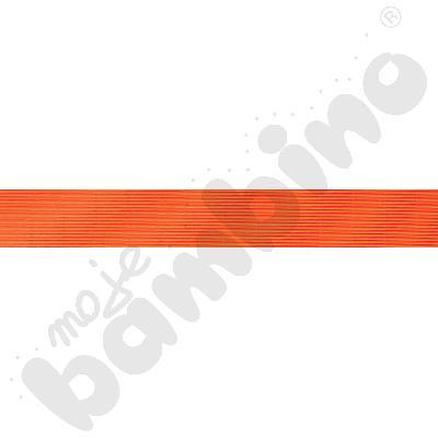 Tektura falista 50 x 70 cm pomarańczowa