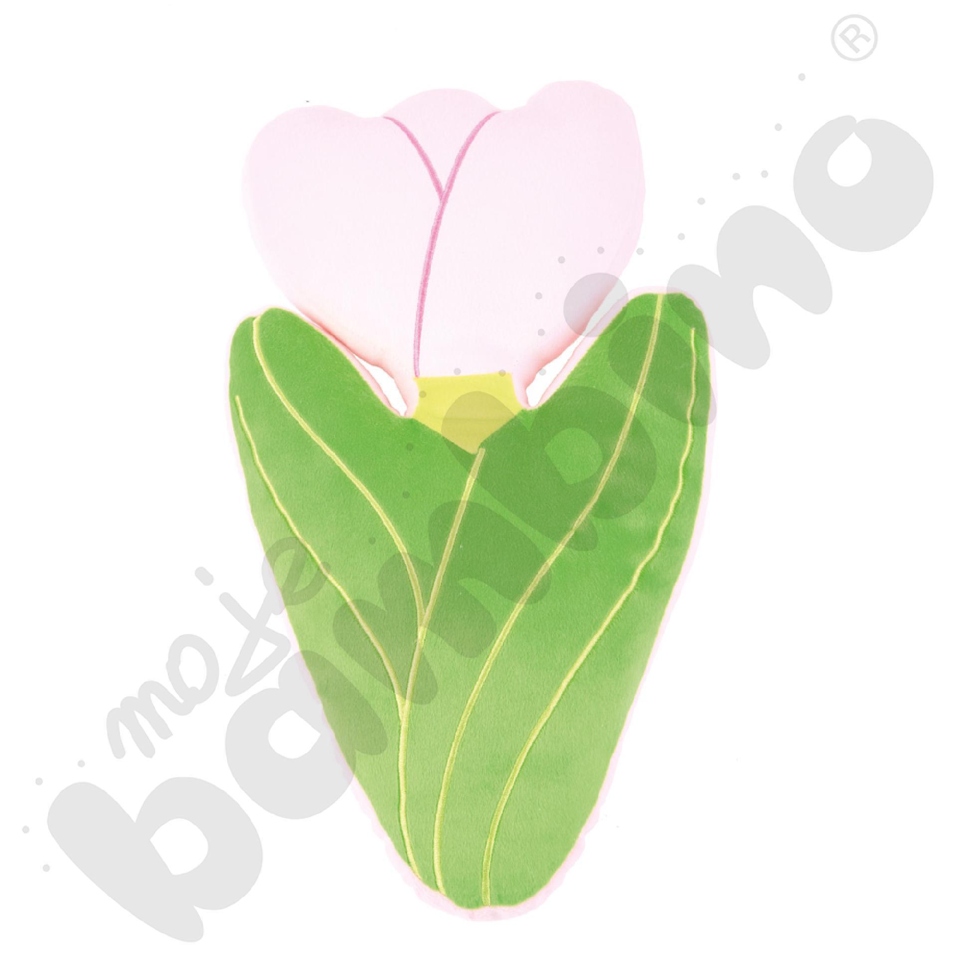 Poduszka FLAT tulipan