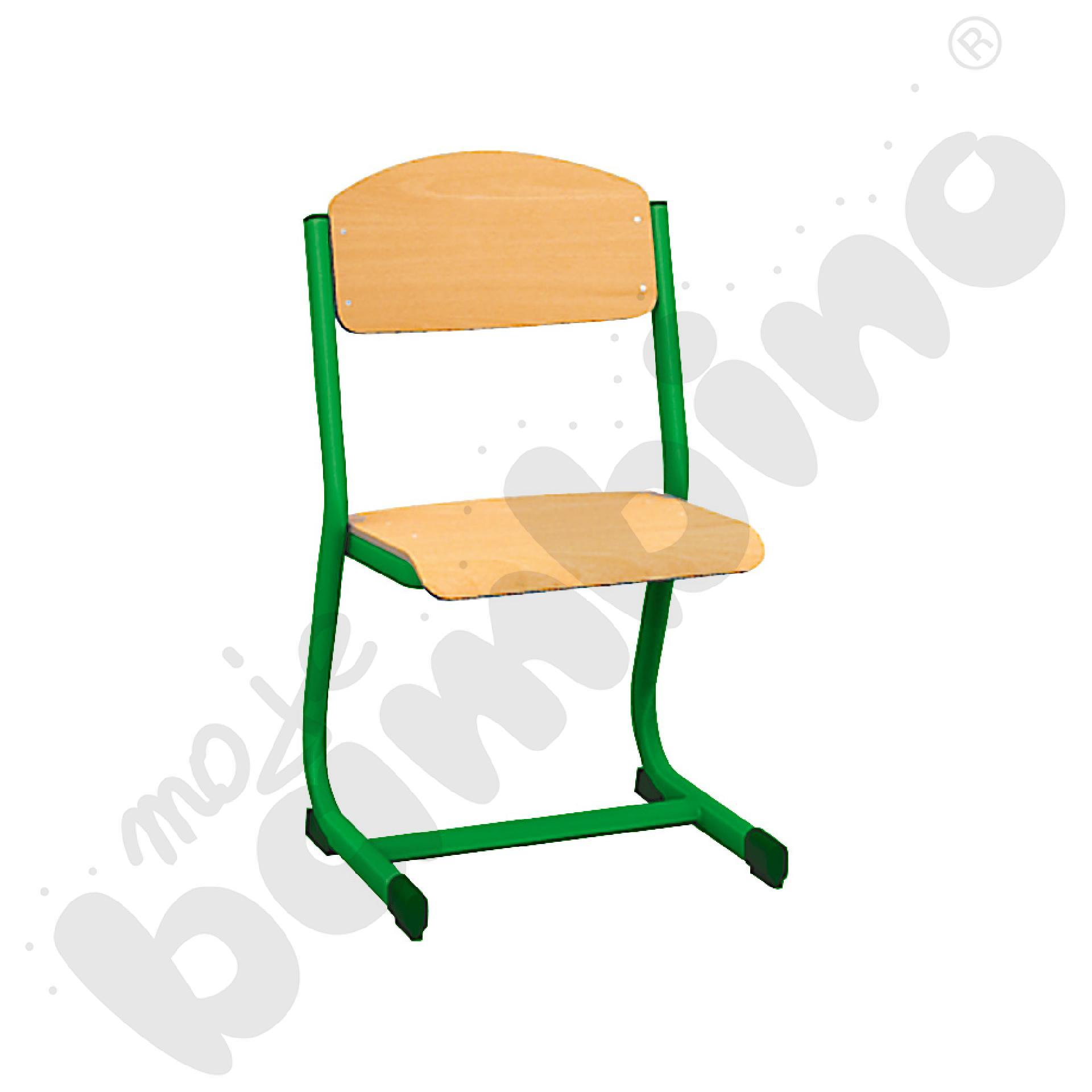 Krzesło IN-C rozm. 4 zielone
