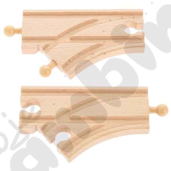 Drewniane tory - uzupełnienie 9