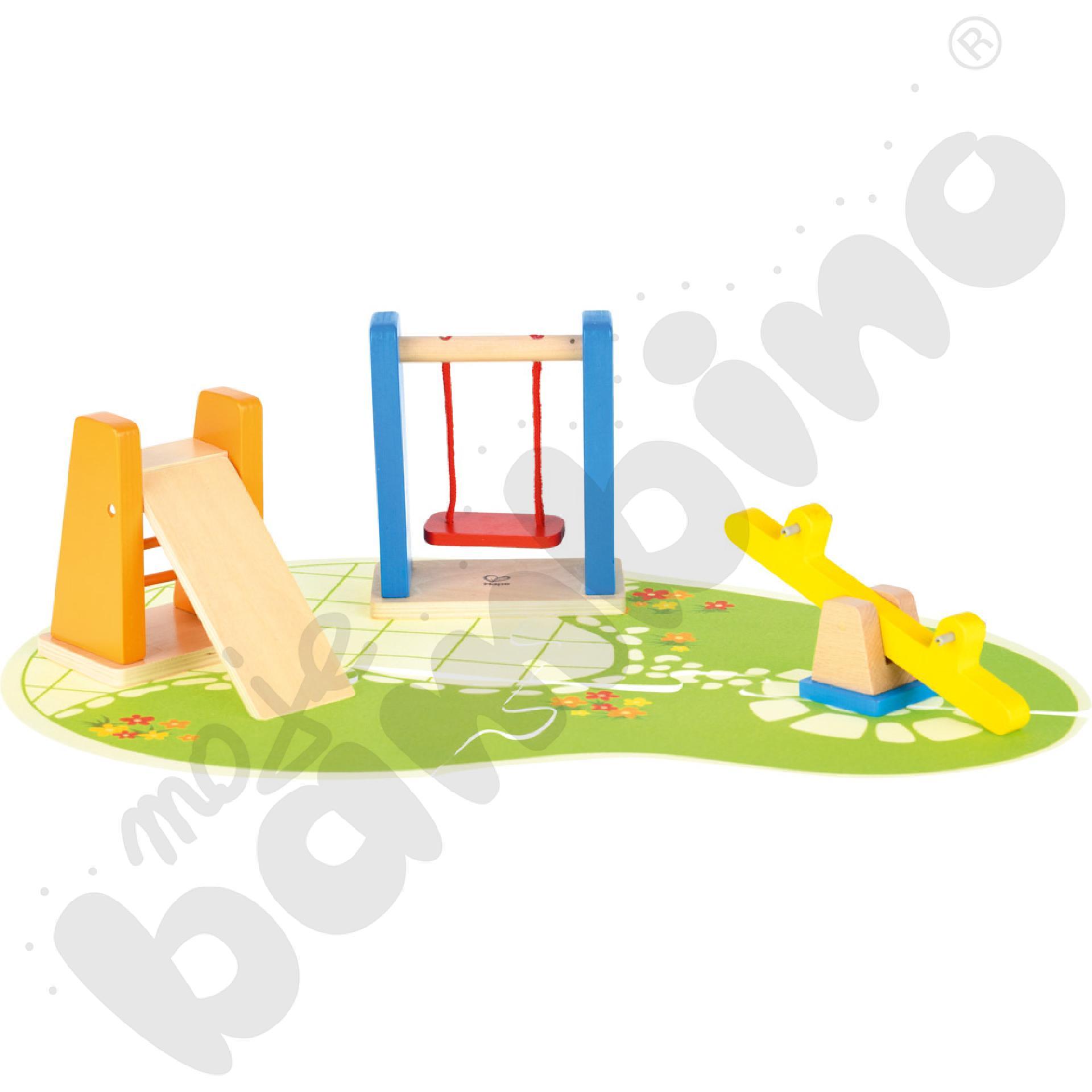 Mini plac zabaw