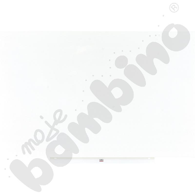 Tablica bezramowa biała 75x115