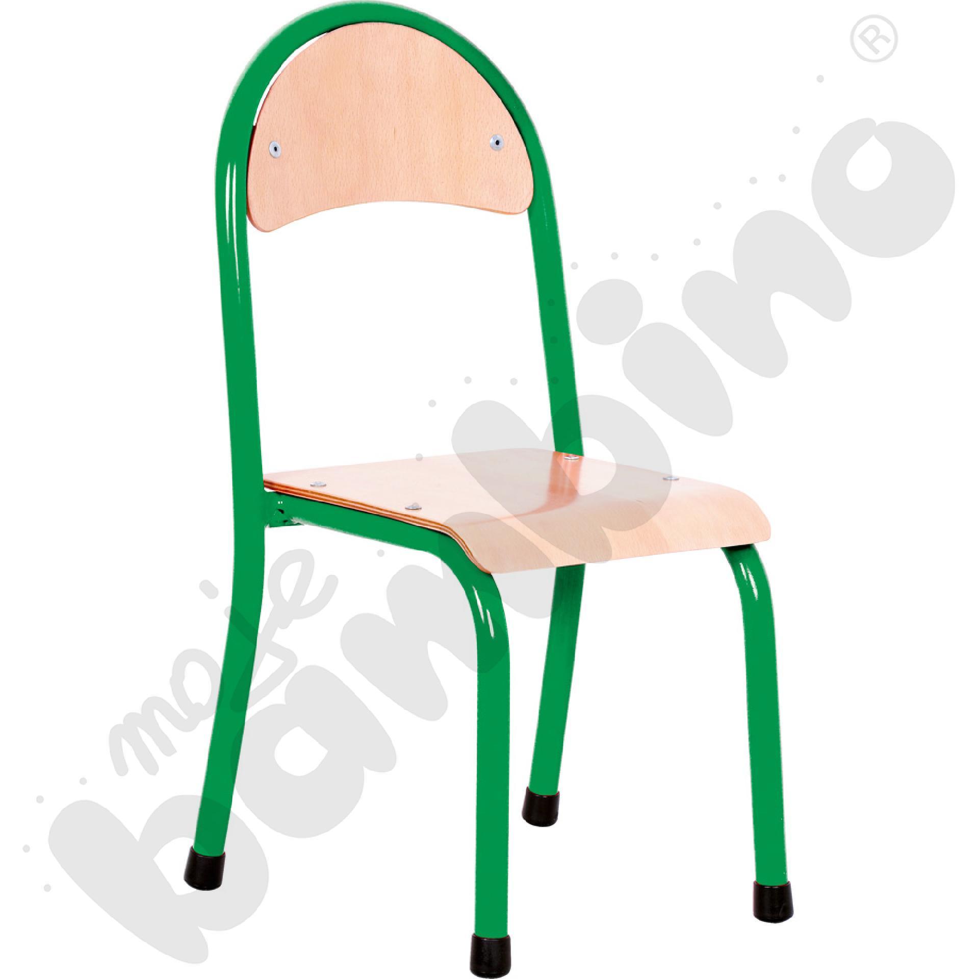 Krzesło P rozm. 1 zielone