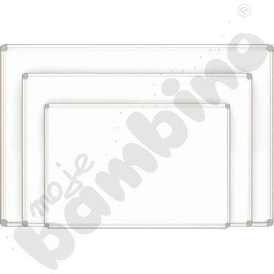 Biała tablica magnetyczna wisząca wym. 150 x 100 cm