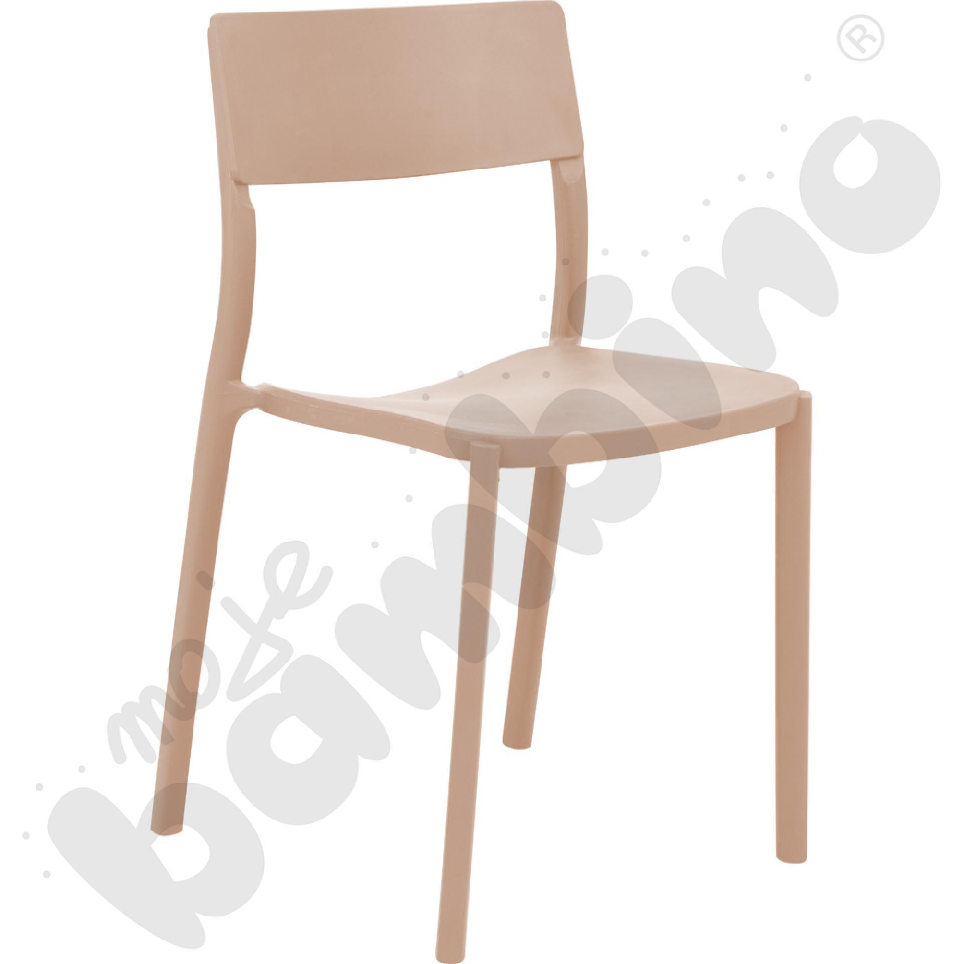 Krzesło Cyryl beżowe