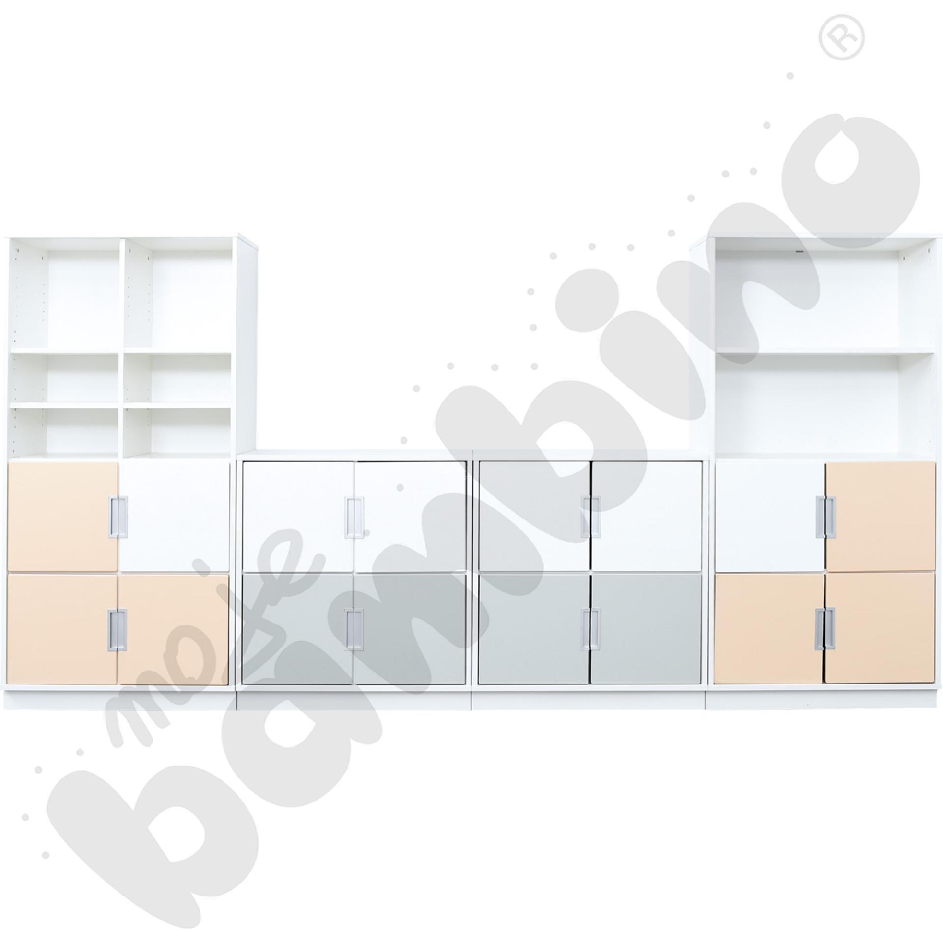 Quadro - zestaw 85, 90 st., klonowa skrzynia