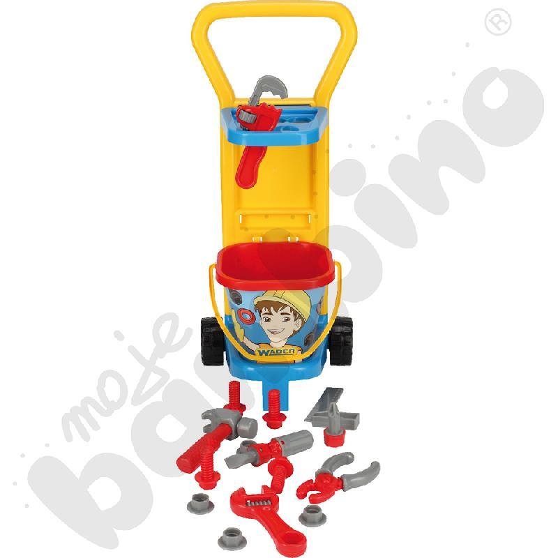 Wózek małego mechanika