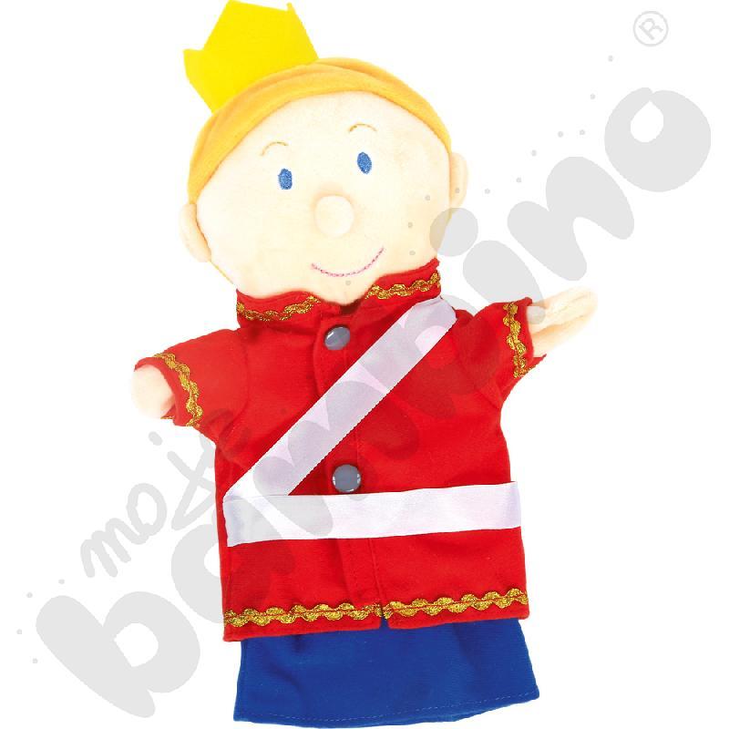 Pacynka - książę