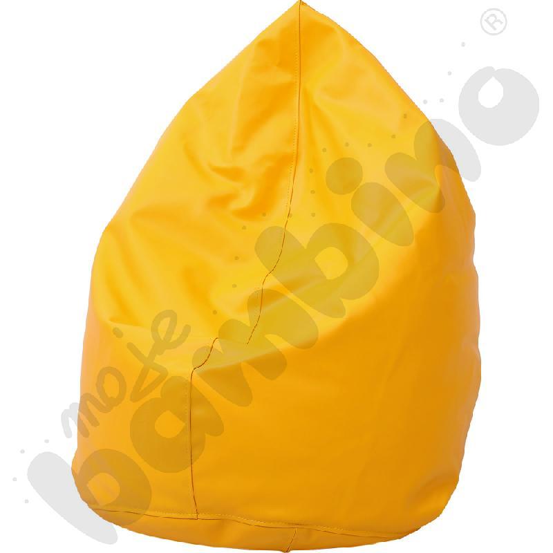 Mini gruszka rehabilitacyjna - pomarańczowa