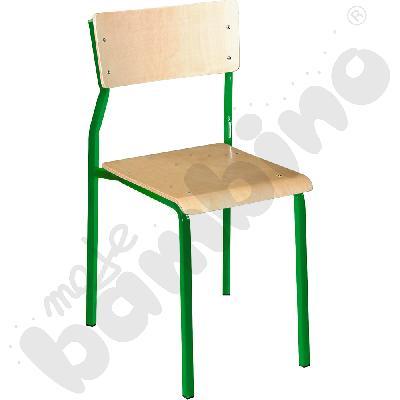 Krzesło B rozm. 5 zielone