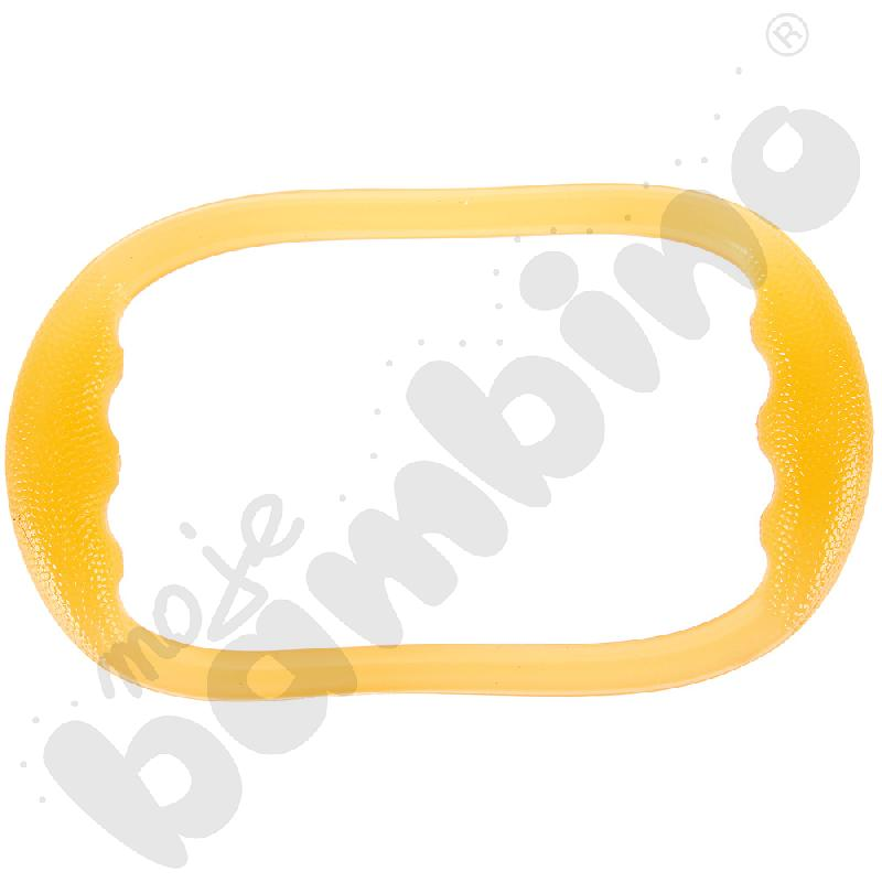 Żelowa opaska do rozciągania ciała (opór średni)