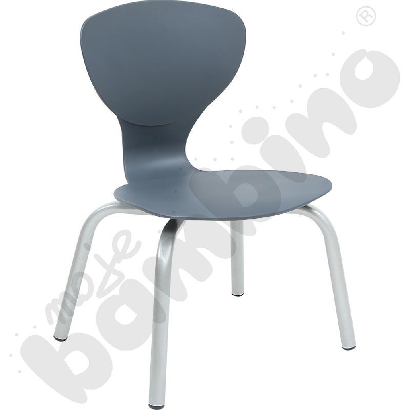 Krzesło Flexi szare rozm. 4