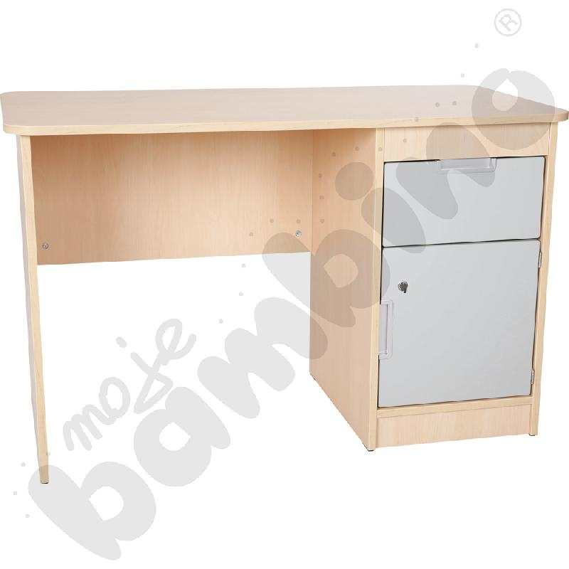 Quadro - biurko z szafką i...