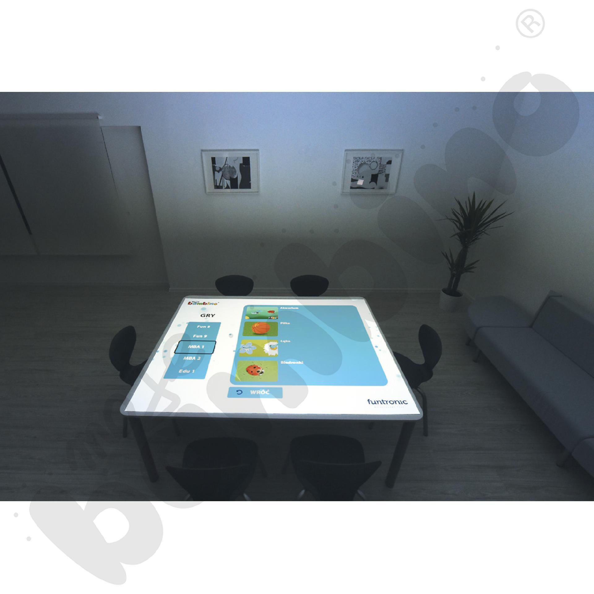 Stół terapeutyczny - zestaw