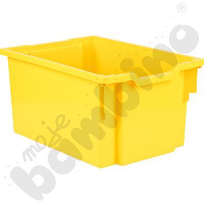 Pojemnik duży 3 - żółty