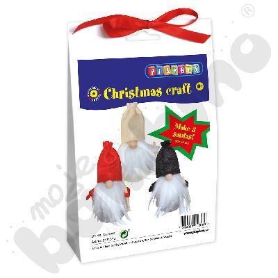 Zestaw świąteczny - Mikołaje