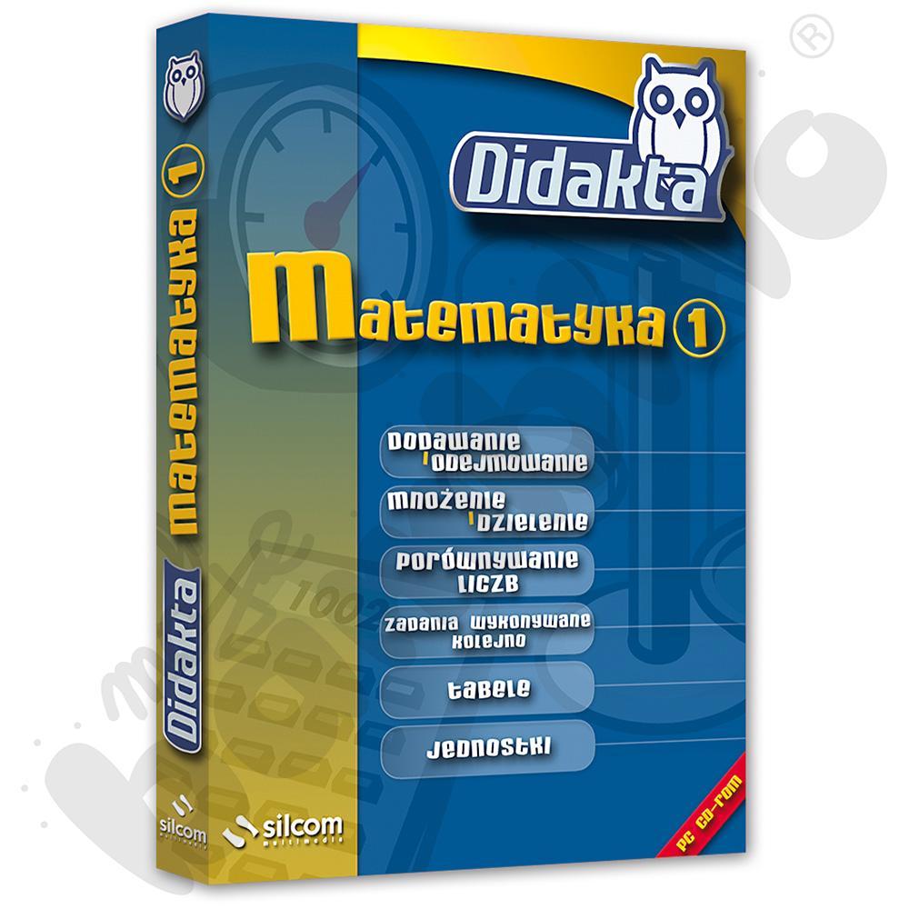 Didakta - Matematyka 1