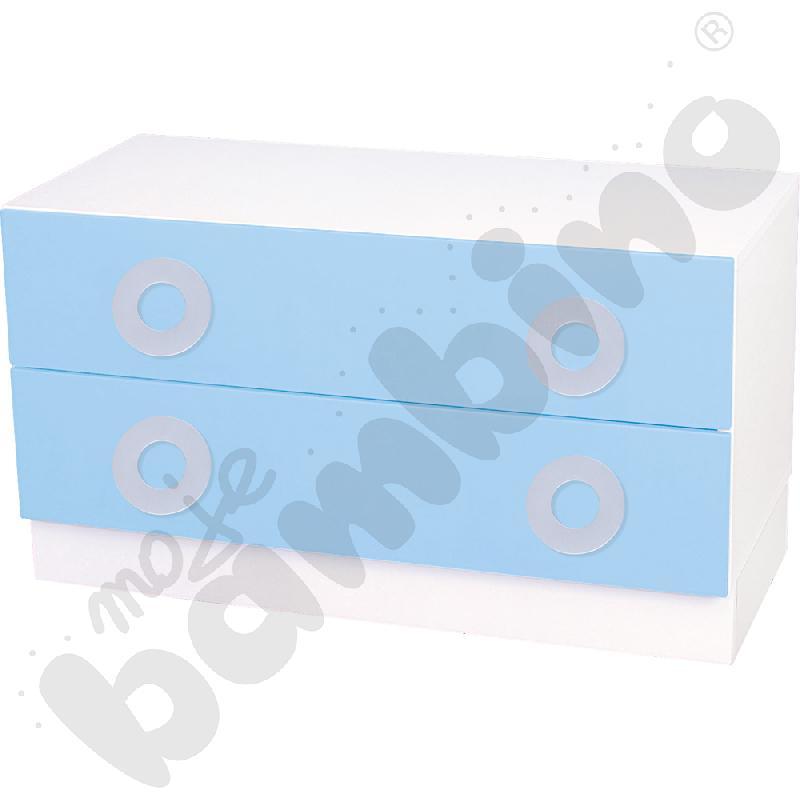 Colores - szafka promocyjna 1