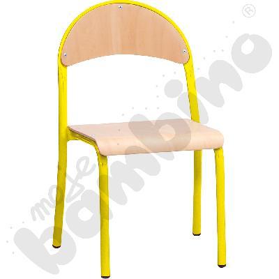 Krzesło P rozm. 3 żółte