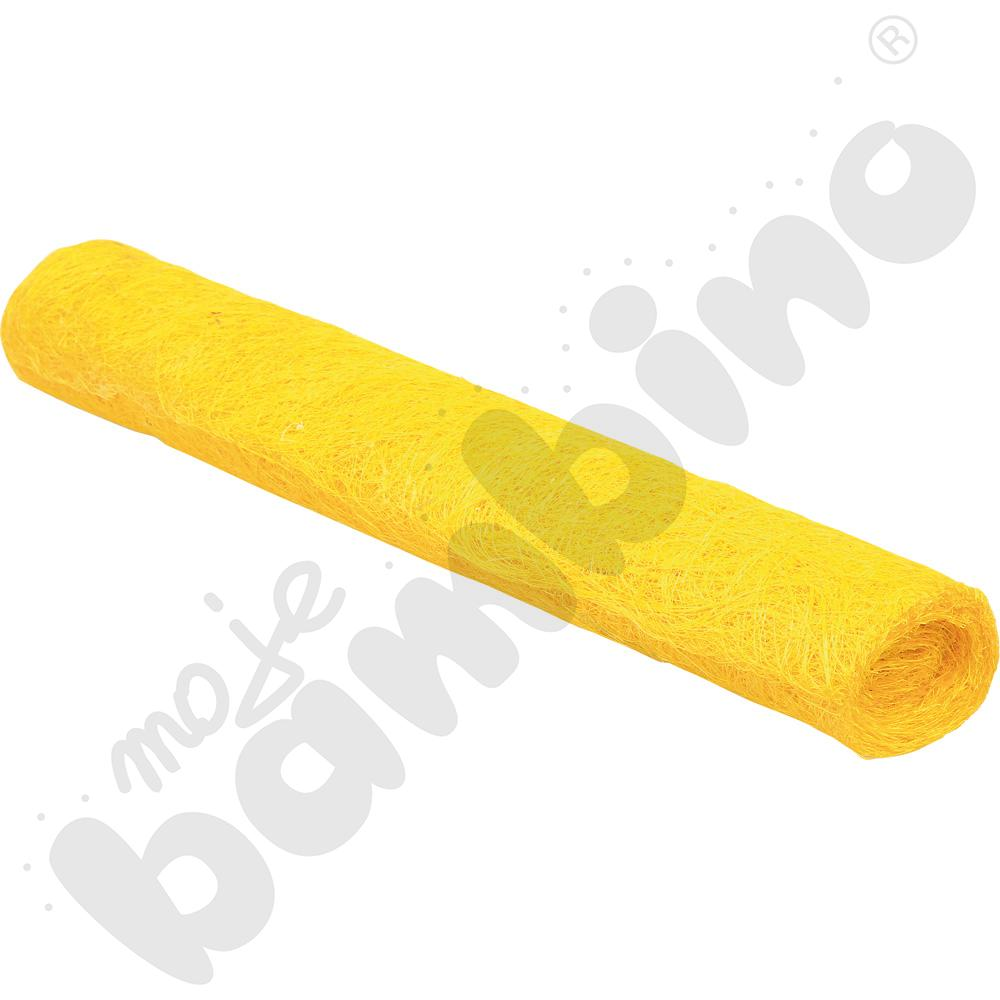 Rolka sizalu żółta