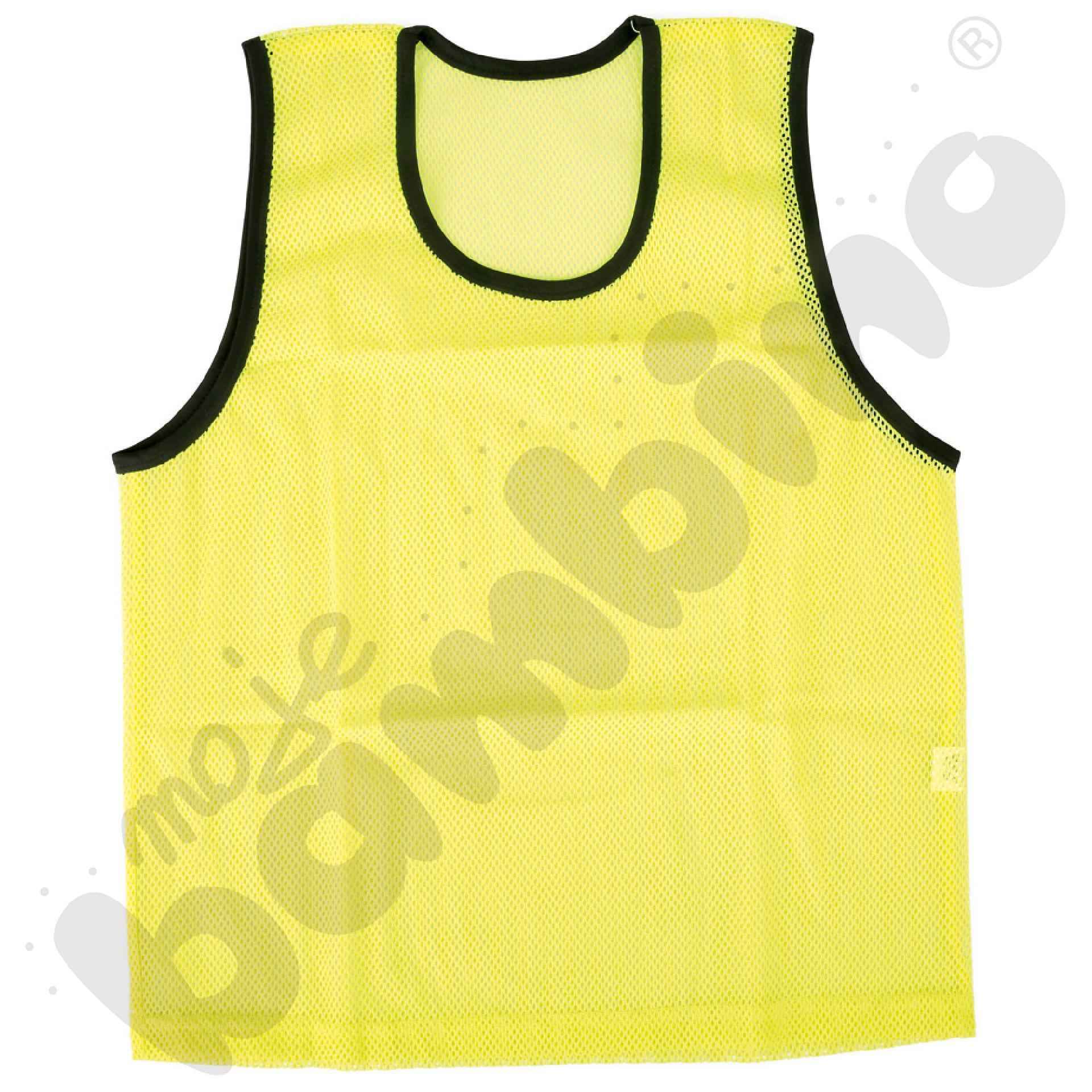 Koszulka jaskrawożółta, rozm. S