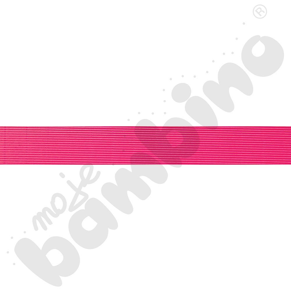 Tektura falista 50 x 70 cm różowa