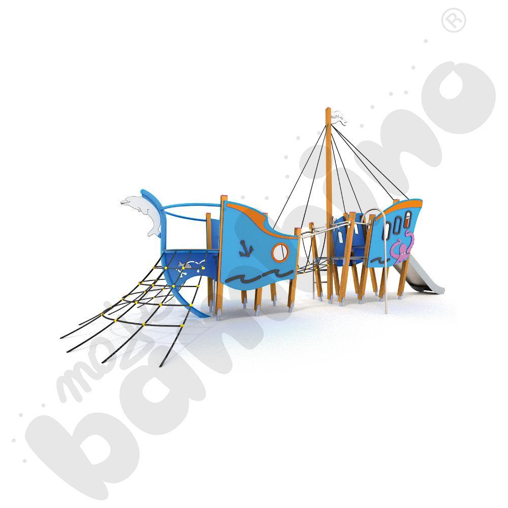 Okręt  Delfin Eco