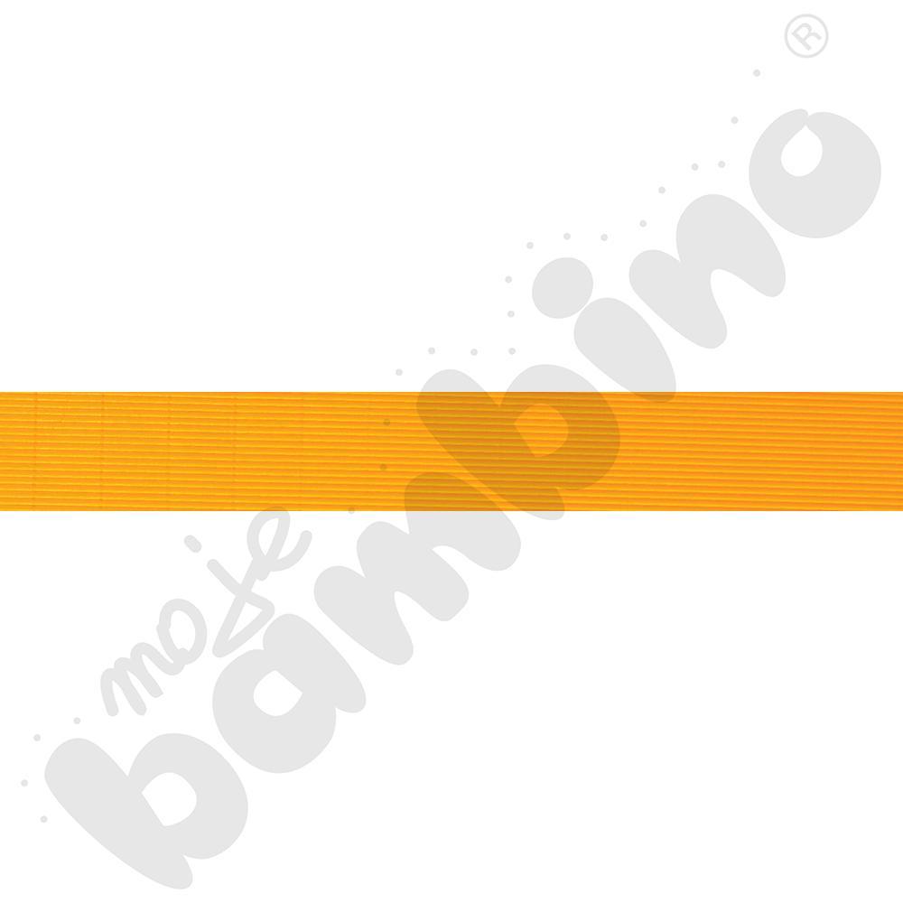 Tektura falista 50 x 70 cm żółta