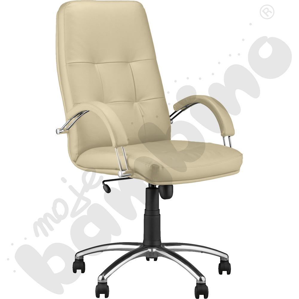 Krzesło Zenit kawa z mlekiem
