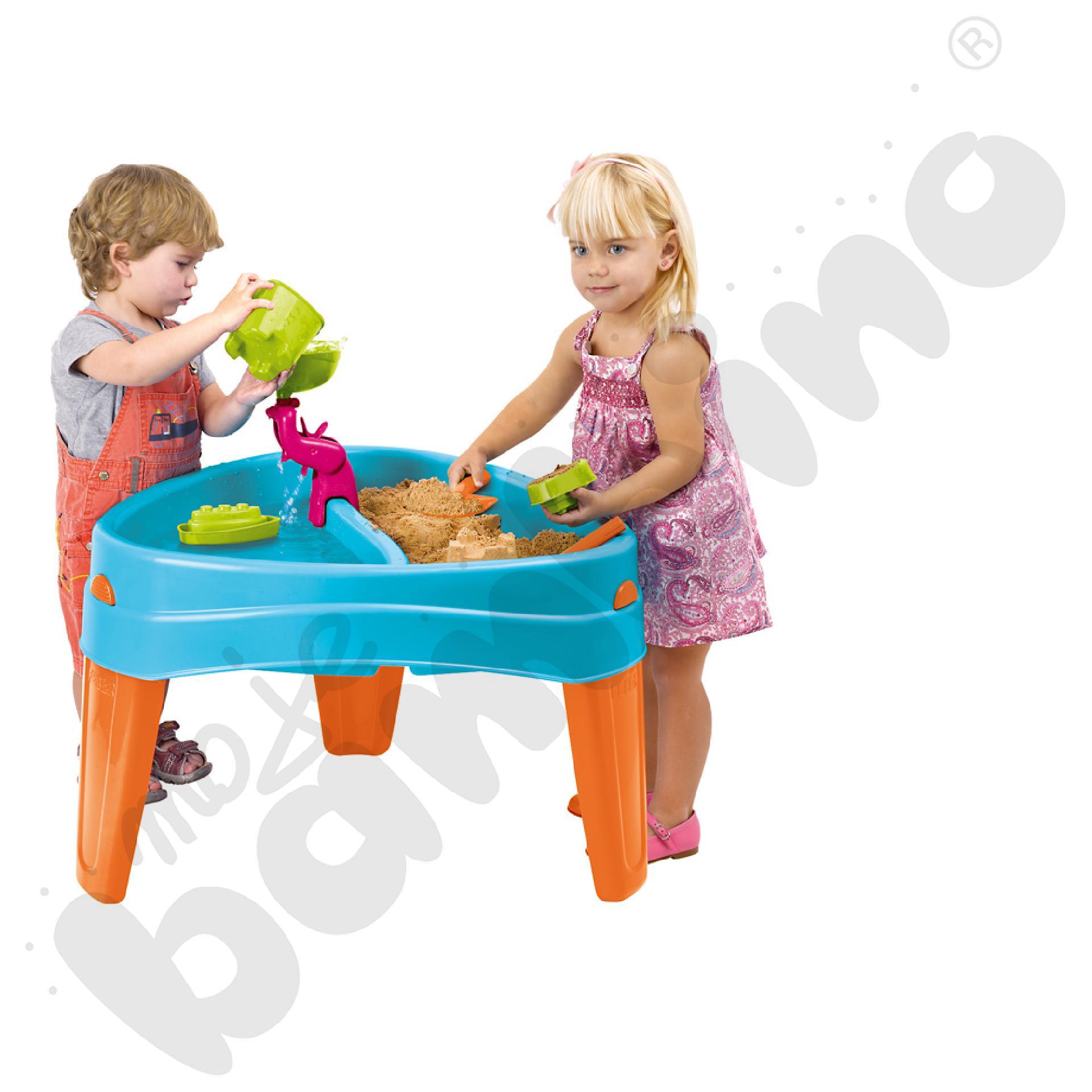 Wyspa zabaw – stół