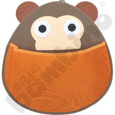 Kieszeń na przybory Małpka